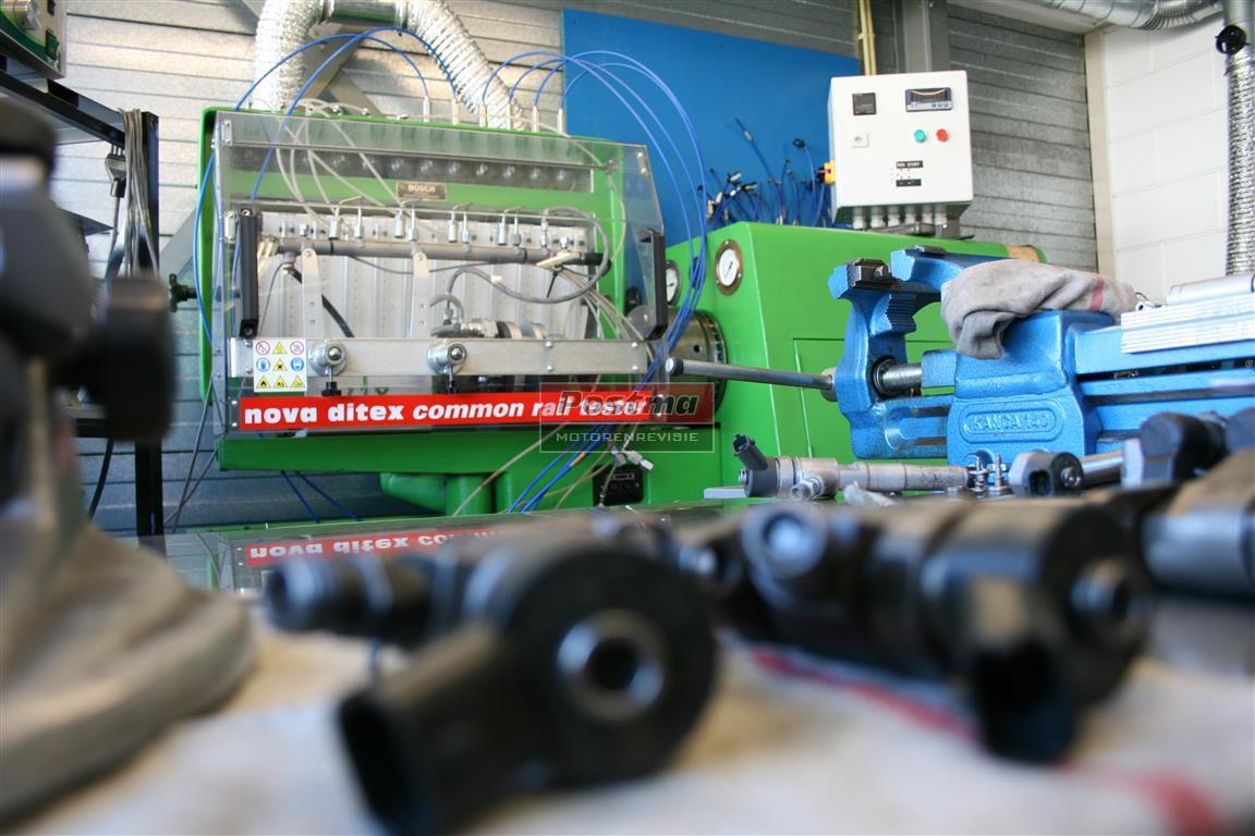 Verwonderend Brandstofpomp & Verstuivers testen | Automotoren Revisie – Postma OW-48