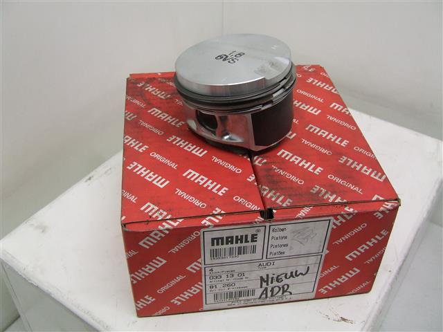 Audi A4 1.8 20V code : 0331301