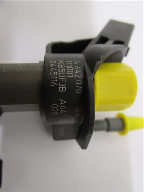 Mercedes Sprinter 3.0CDi V6 code : 0445116028