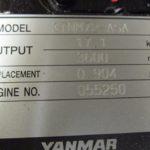 Yanmar 3TNM-72 ASA NIEUW