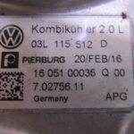 Vw T6 2.0TDi code : CFC  03L115512D  (Nieuw)