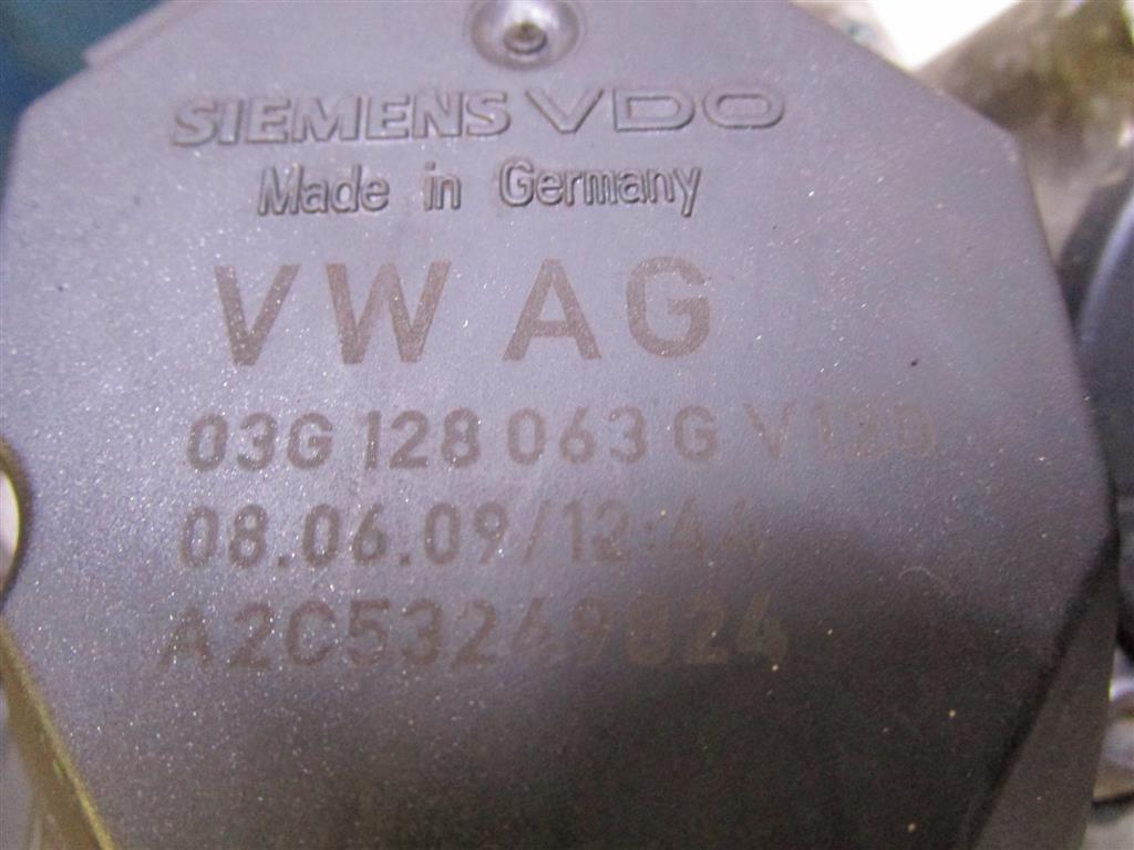 Vw / Seat / Skoda 1.4TDI PD code : 03G128063G