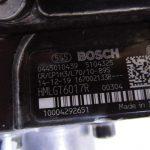 Renault / Mercedes 1.6DCi code : 0445010439 / 167002133R (revisie/ruil)