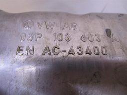 Vw / Seat / Skoda 1.2TDi nr: 03P103603A / 03P103602A code : CFW