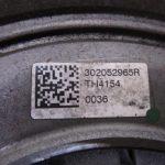 Renault / Opel 1.6DCi nr : 302052965R code : R9M
