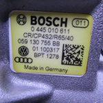 Audi Q5 / Q7 3.0TDi V6 code : 0445010611 / 0986437404