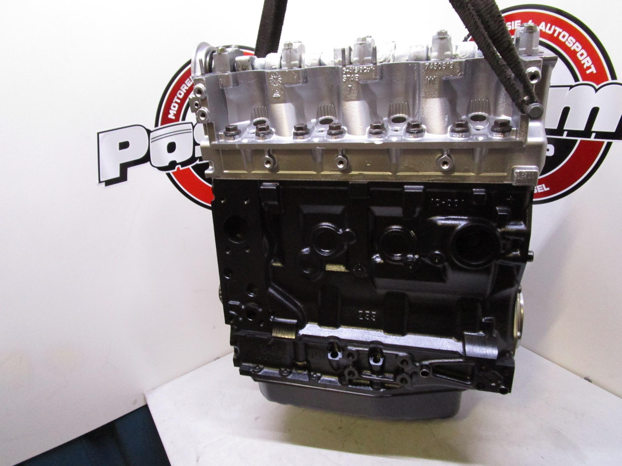 Fiat / Iveco 2.8TDi code : 8140-43S / 8140-43N