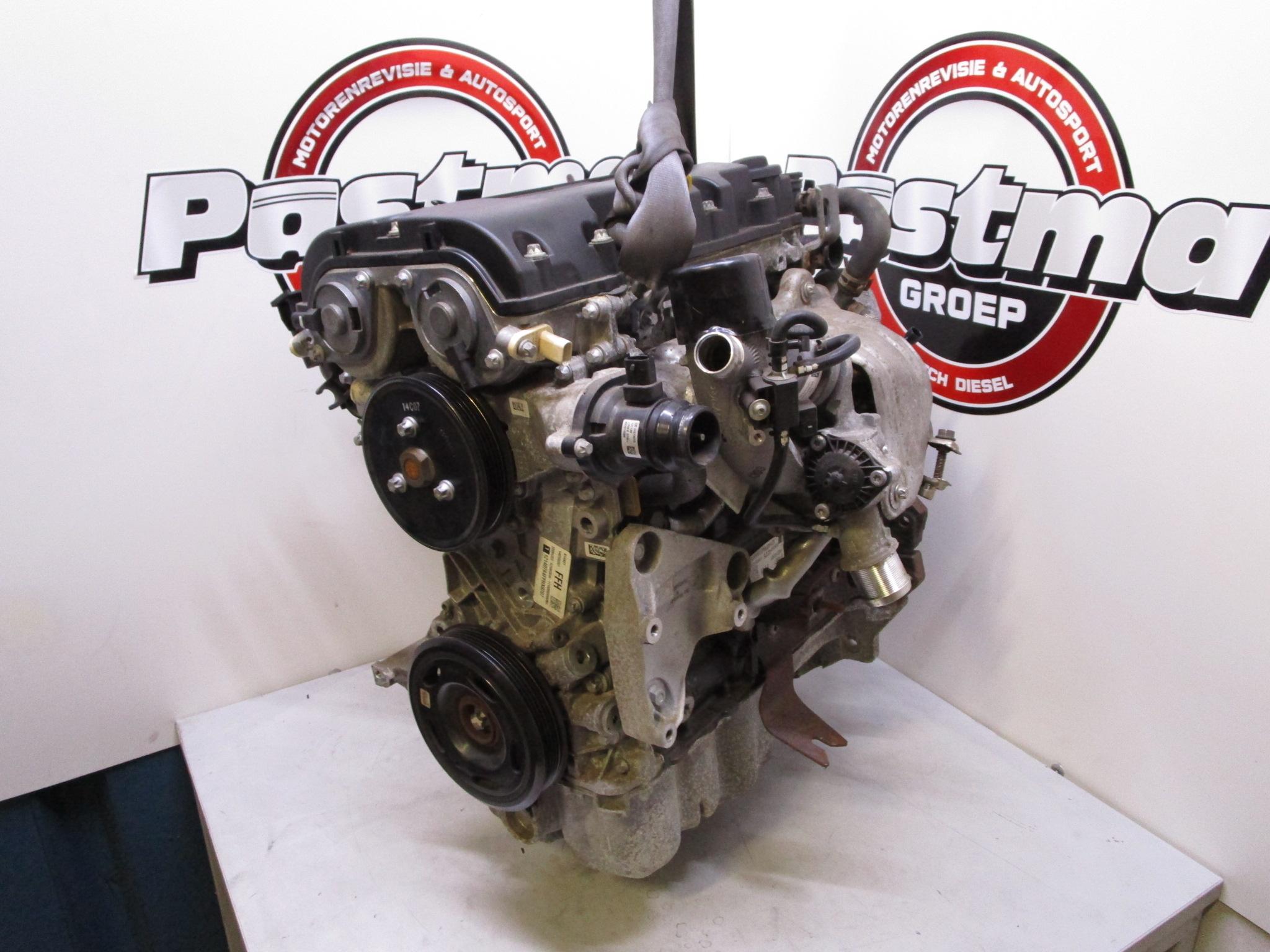 Wonderlijk Opel Mokka 1.4 16V turbo : B14NET | Automotoren Revisie – Postma YI-81