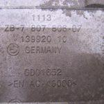 Bmw X6 3.0TDi nr : 11138515773 code : N57D30B