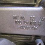 Vw polo 1.2 12V nr: 03D103019J code : AZQ