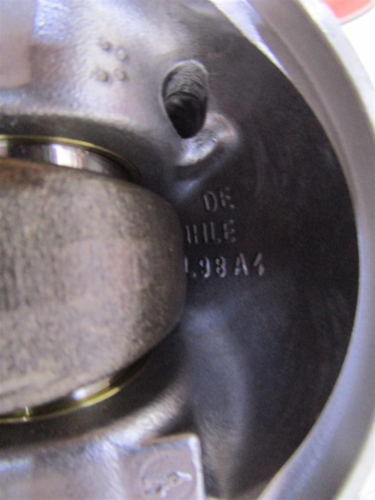 Vw Crafter 2.5TDi nr : 076107065 code : BJK / BJM / BJJ / BJL / CEC / CEB
