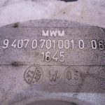 Vw LT 2.8TDI nr : 062103203 code : ATA / AGK