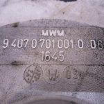 Vw LT 2.8TDi nr : 062103203A code : AUH / BCQ
