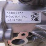 Ford 2.0 EcoBlue nr : HG9Q-9D475-AD