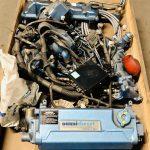 Nanni diesel t4.200 met zuiger schade