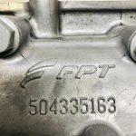 Fiat 3.0 HDI nr : 504335163 code : F1CFL411K