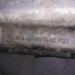 Mercedes benz 210 2.2 CDI nr : A6510141402 code : 651955