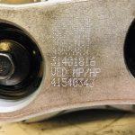 Volvo D4 2.0 nr : 31401816 code : D4204T5