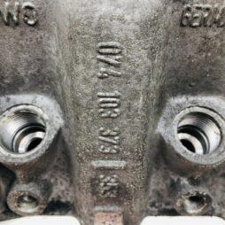 VW 2.4 D cilinderkop nr : 074103373 – AAB, AJA